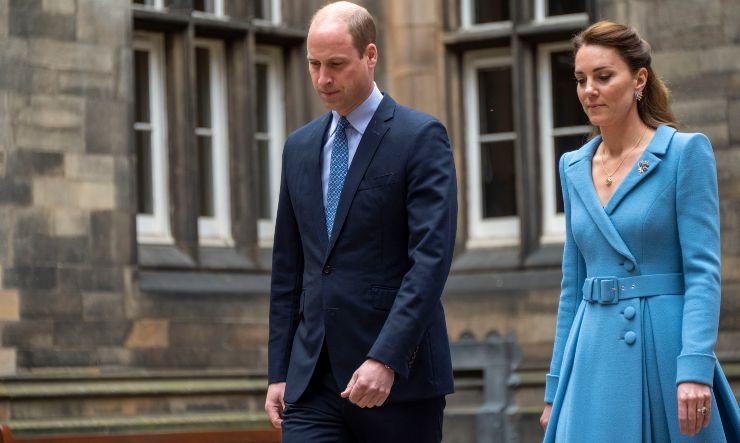 Kate Middleton assenza