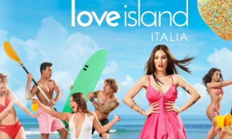Love Island Giulia De Lellis