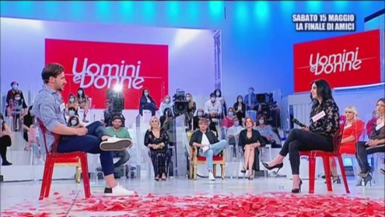Nicola ed Eleonora Uomini e Donne