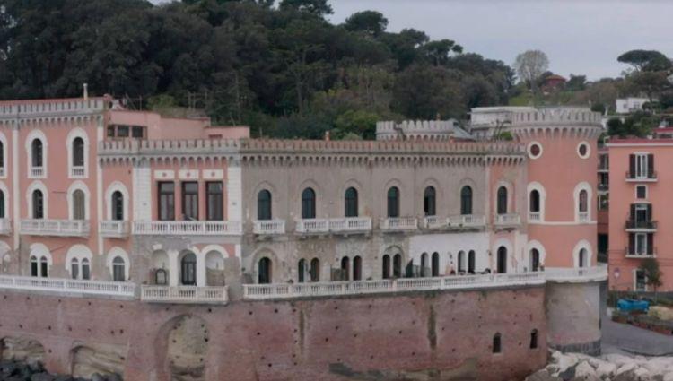 Palazzo Palladini Un Posto Al Sole