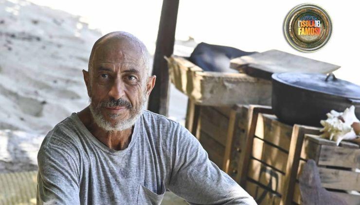 Roberto Ciufoli a L'Isola dei Famosi