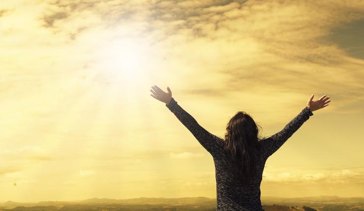 Covid-19, gli effetti benefici del Sole