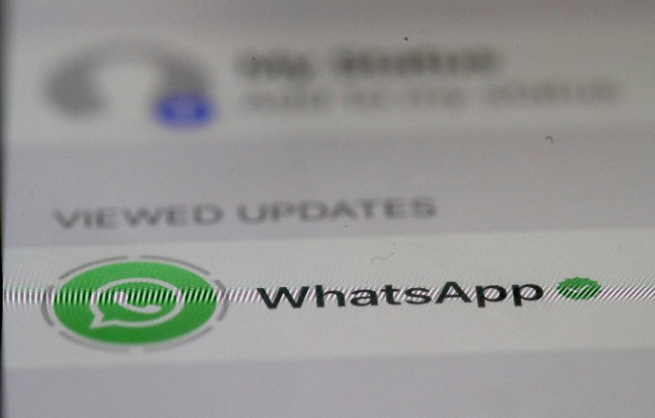 WhatsApp (Getty Images)
