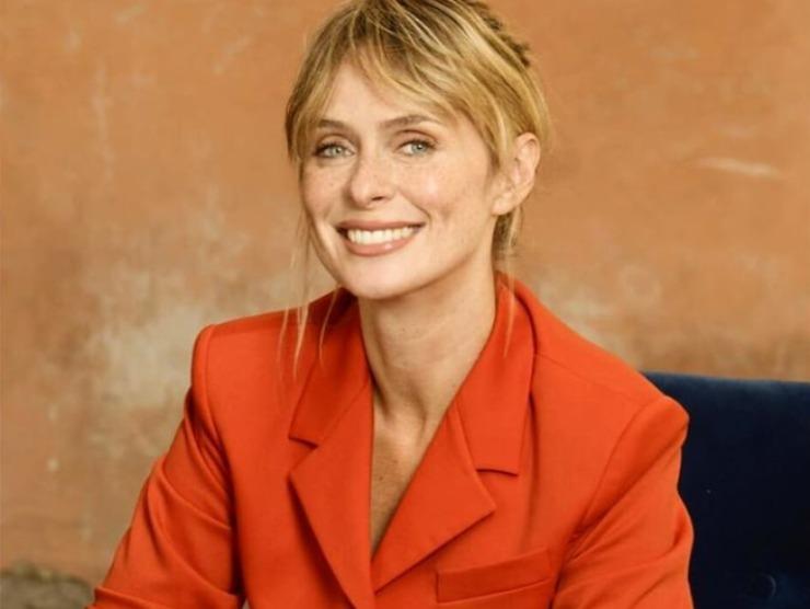 Serena Autieri Sanremo 2003 ansia carriera