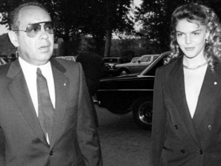Claudia Gerini Gianni Boncompagni Carlo Verdone