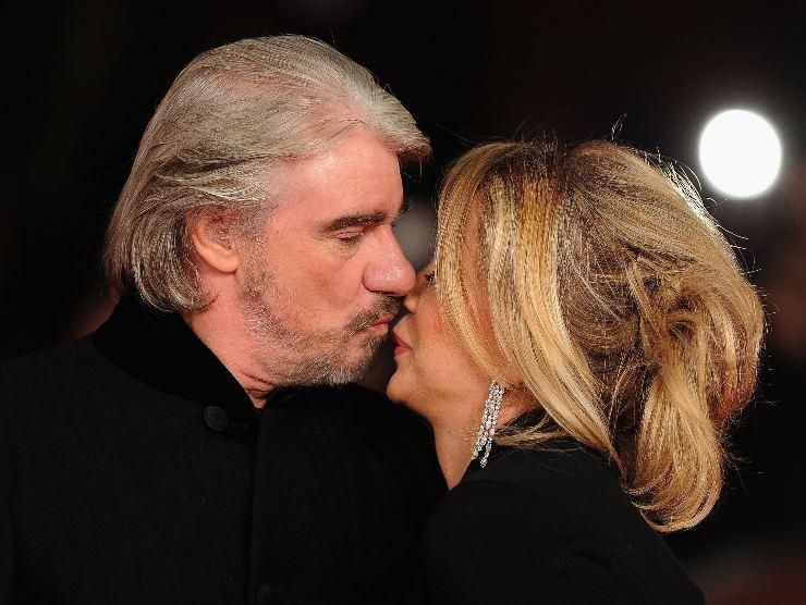 Simona Izzo Ricky Tognazzi matrimonio amore