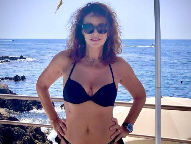 Elena Sofia Ricci insicurezze corpo complessi