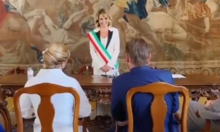 Barbara D'Urso celebra matrimonio