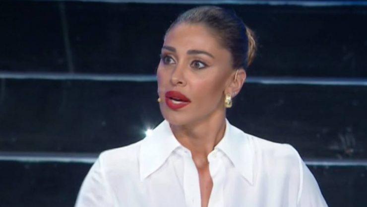 Belen Rodriguez [Screenshot Tu Si Que Vales]
