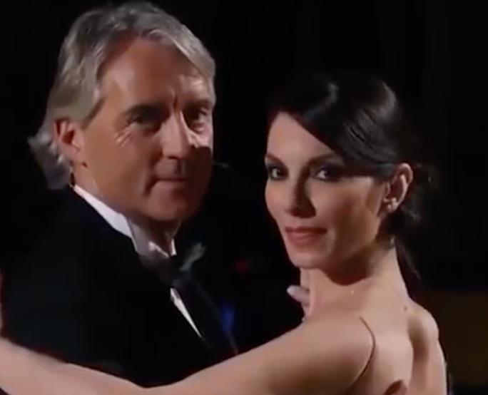 Mancini a Ballando con le Stelle