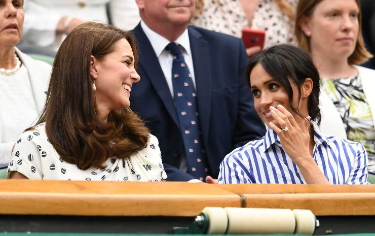 Meghan e Kate faranno pace?