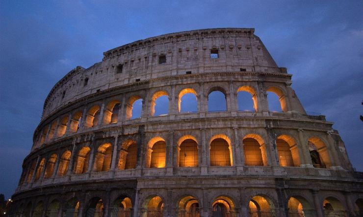 Roma candidata per ospitare l'Eurovision