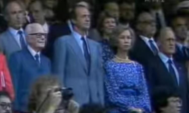 Sandro Pertini mondiali 1982