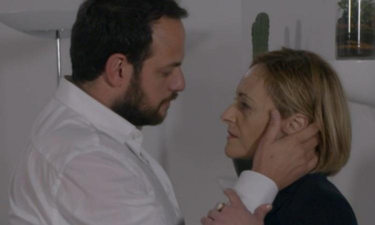 Silvia e Giancarlo Un Posto Al Sole