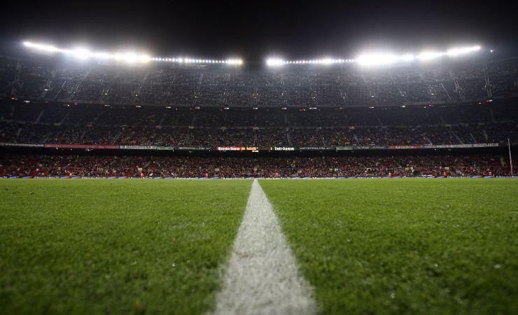 Stadio di calcio [Fonte GettyImages]