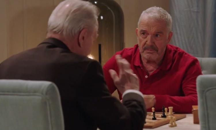 Werner e André scacchi Tempesta D'Amore