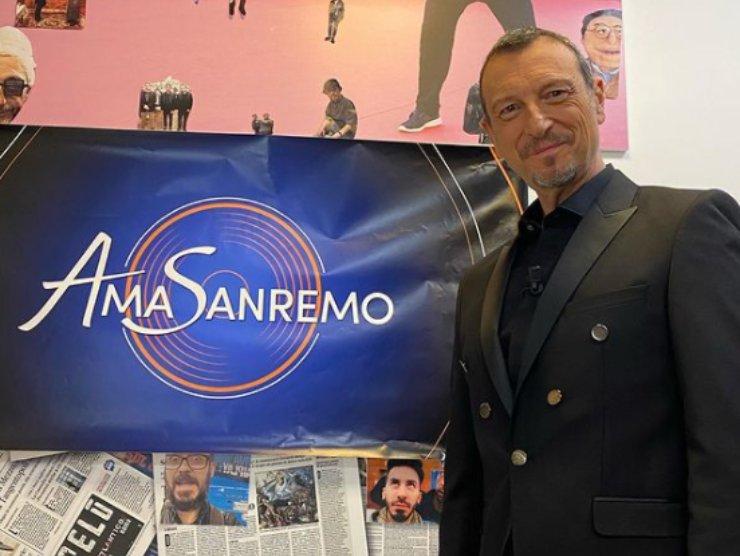 Sanremo 2022 ottimismo