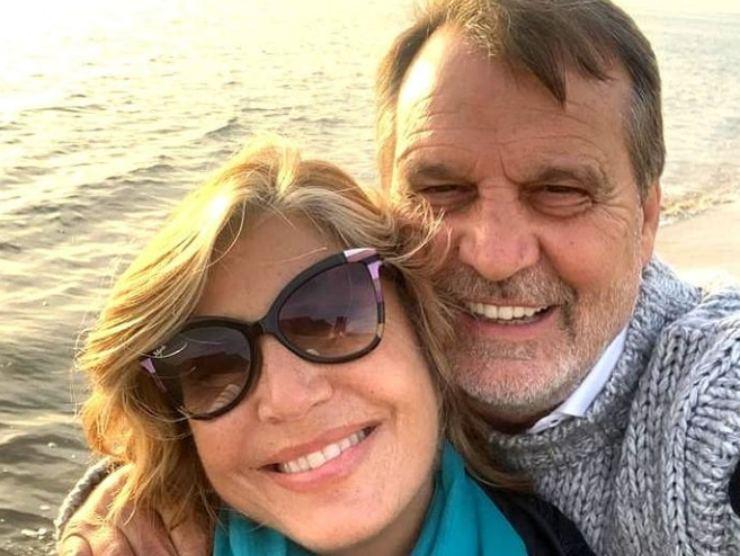 Myrta Merlino Marco Tardelli amore passione
