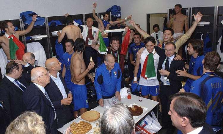 Napolitano mondiali 2006