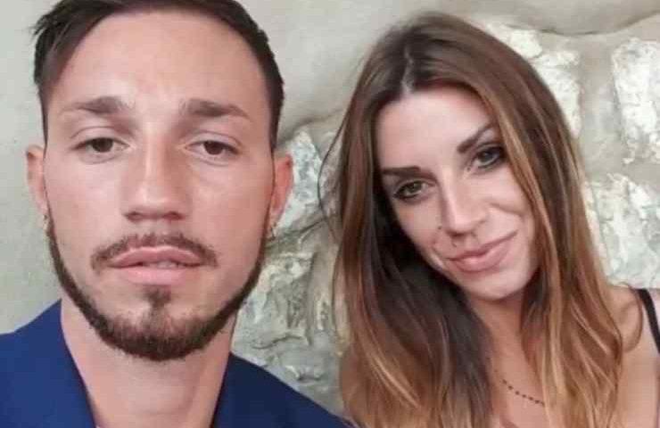 Alessandro e Jessica