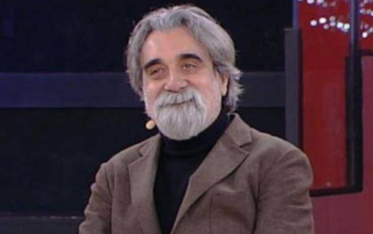 Beppe Vessicchio ad Amici