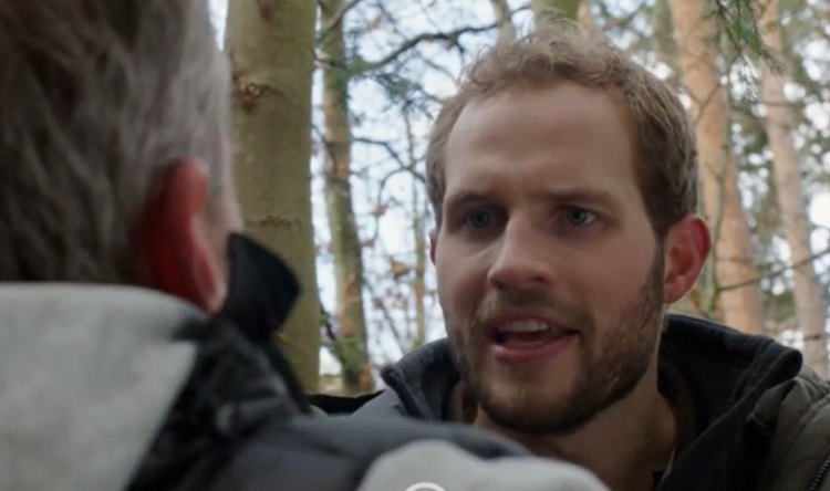 Florian scopre Erik Tempesta D'Amore