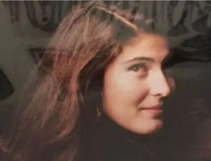 Isabella Ricci da giovane