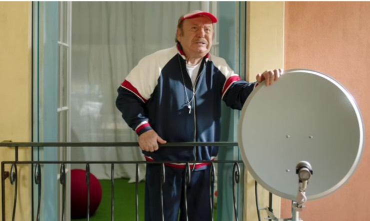 Lino Banfi spot Timvision (Screenshot)