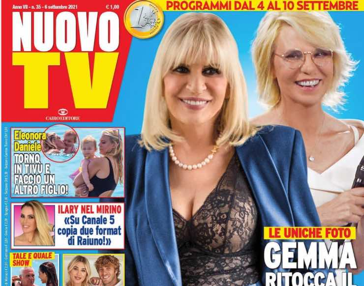 Nuovo tv, in copertina Gemma Galgani