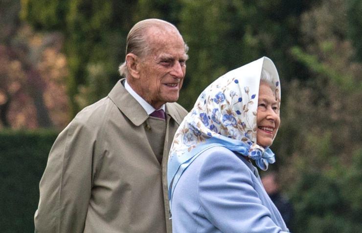 Regina Elisabetta II e il Principe Filippo