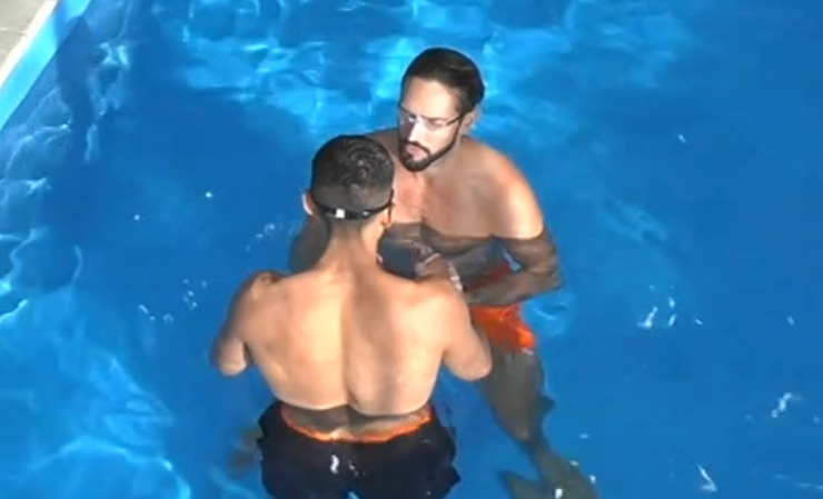 Alex Belli e Samy Youssef