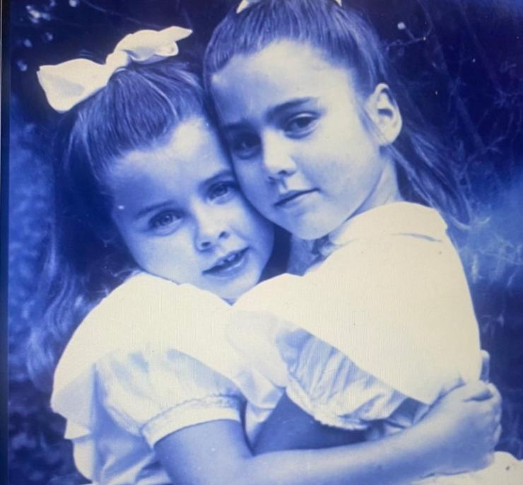 Romina Power e sua sorella Taryn