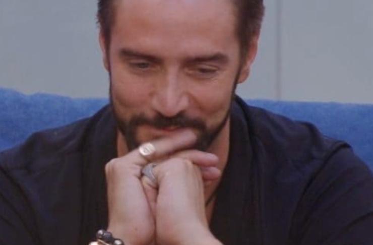 Alex Belli (Screenshot puntata)