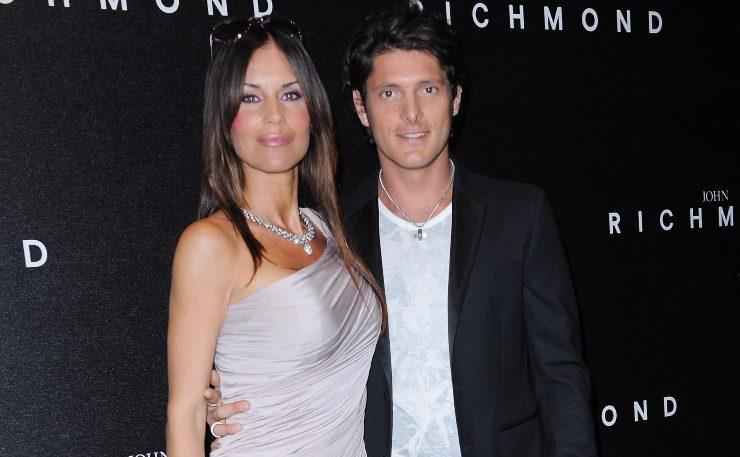 Antonella Mosetti e Aldo Montano
