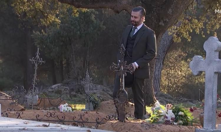 Felipe cimitero Una Vita
