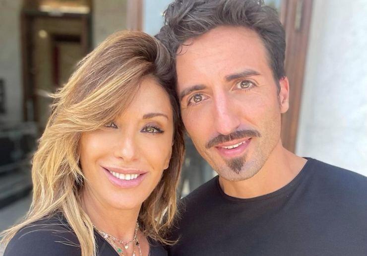Sabrina Salerno e Samuel Peron